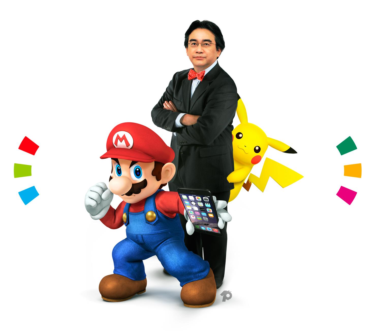 Nintendo en móviles