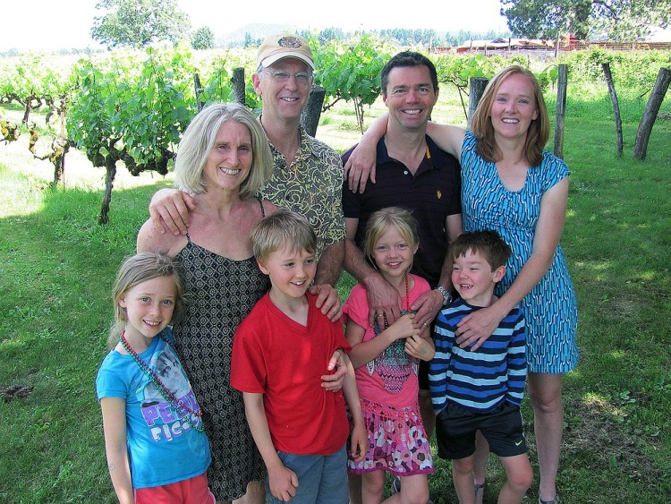 A Family's Winemaking Legacy Continues