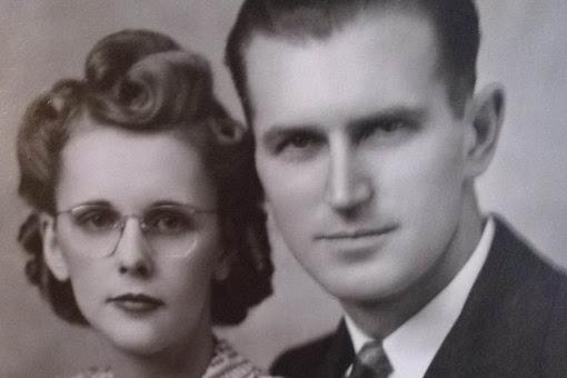 Grandma Hagen- Frank- Norwegian Ancestry  Grandpa Frank - German Ancestry