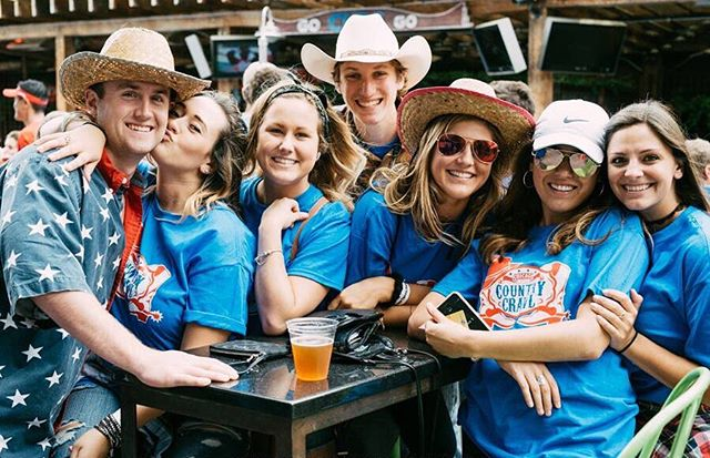 Yeehaw! We're just one week away from the Country Crawl on the 28th. Lasso up 'em tickets in the link in our bio! #deucesmlb