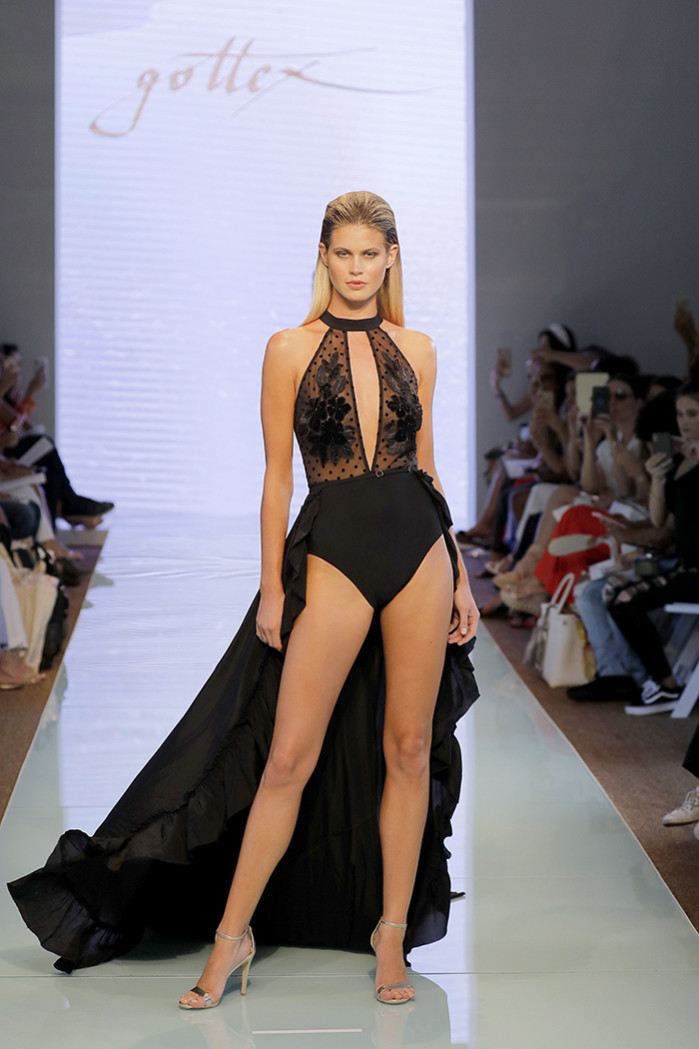 Gottex Spring Summer 2020 Runway Show in Miami Swim Week - Fashion Week Online