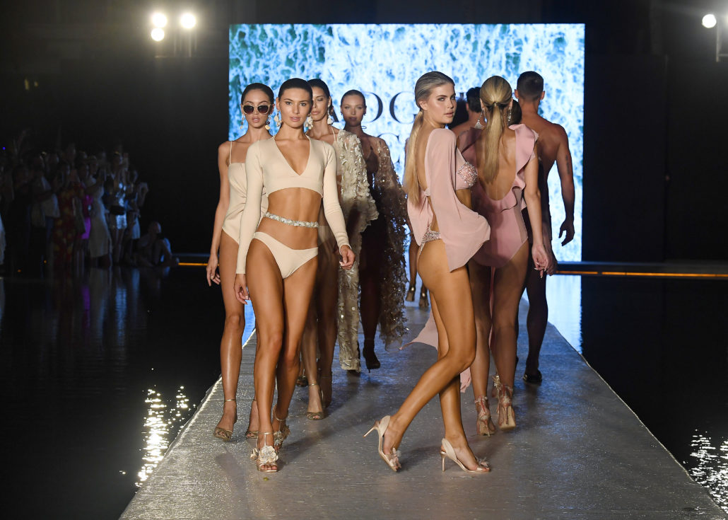 Badgley Mischka 2020 Swimwear Collection - Fashion Week Online