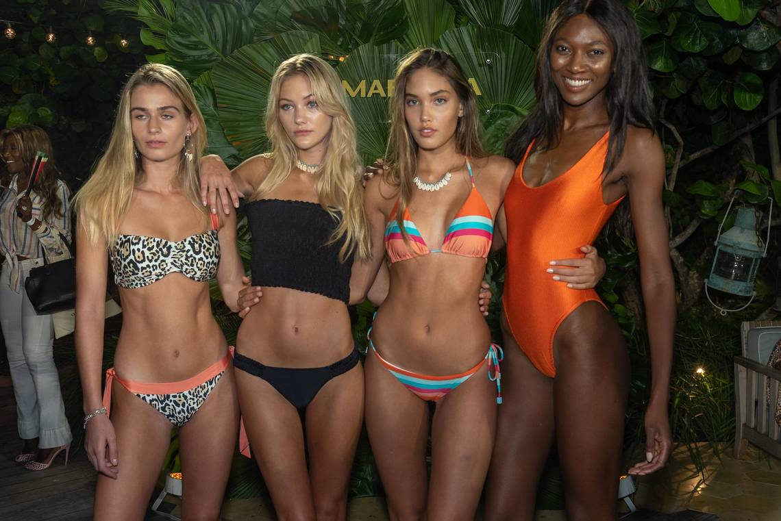 Life Print Swimwear 2020 Collection - Miami Herald