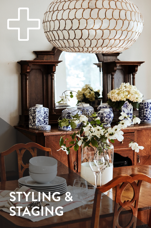 Interior Styling Services Asheville, NC