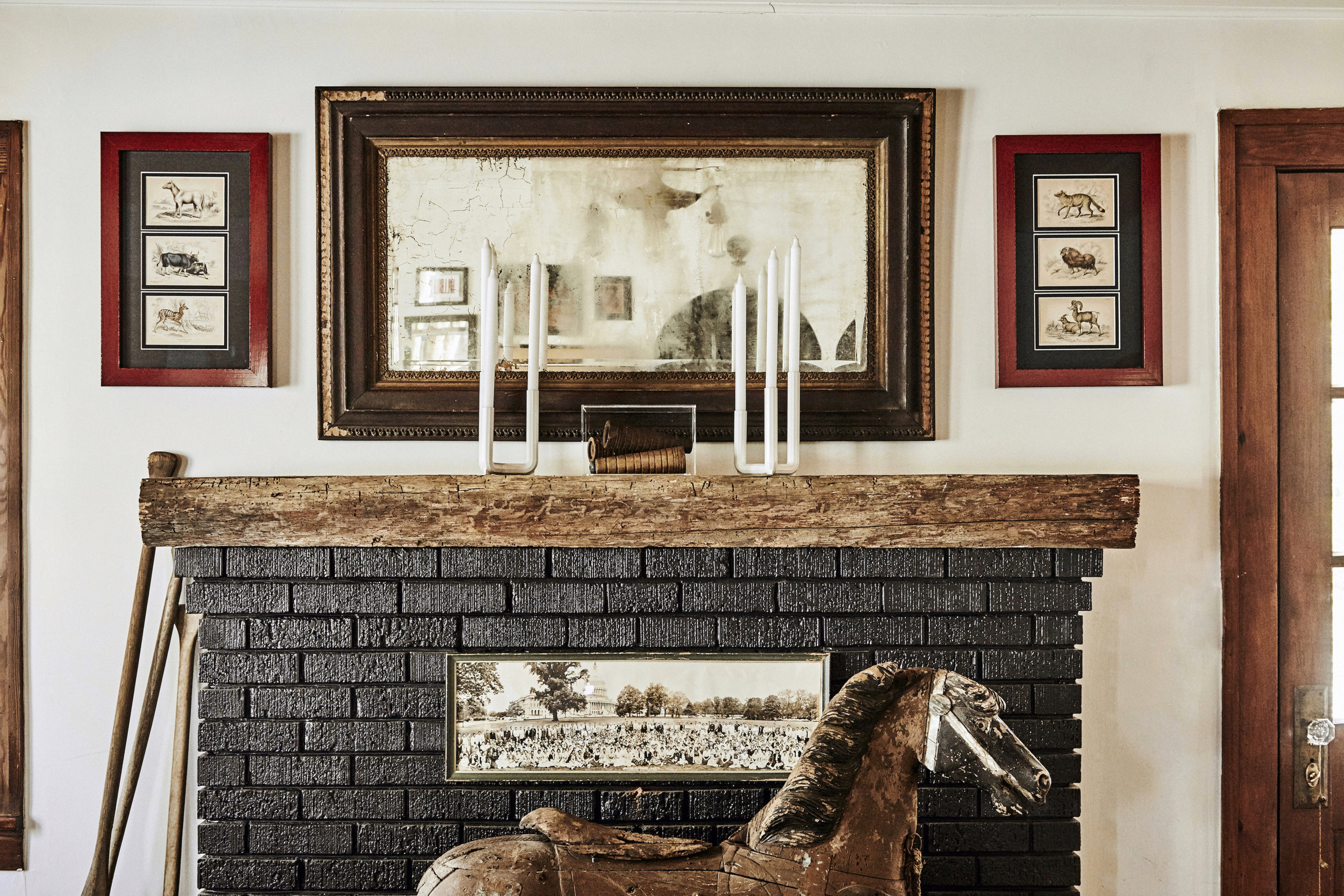 Hearth + Home Interiors by Courtney Hinton
