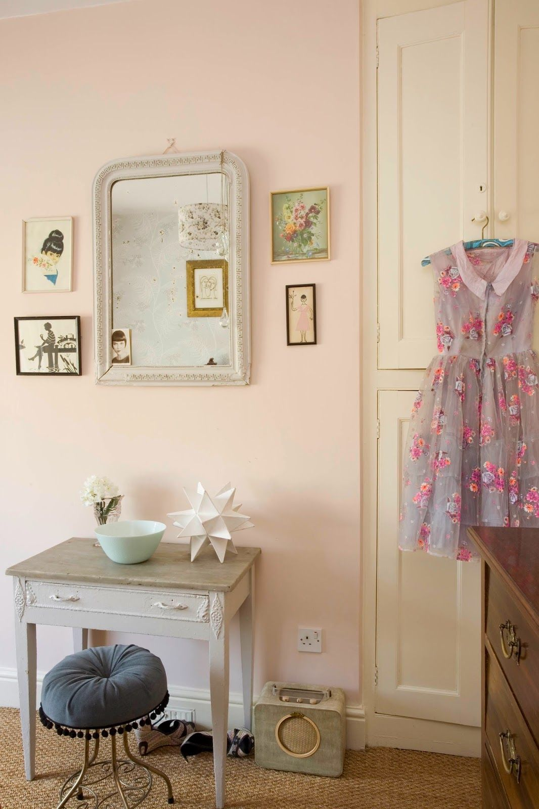 Pink Ground Farrow and Ball