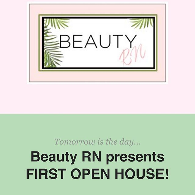 Our boss babes @beauty_rn_hamont and @zboxwax are having their first open house tomorrow 🥳 visit their pages for details💕Thursday May 30th