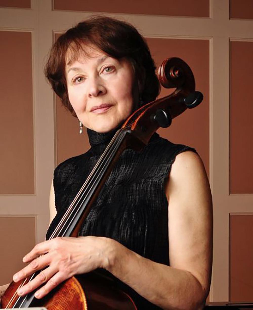 TANYA REMENIKOVA    Professor of Cello, University of Minnesota