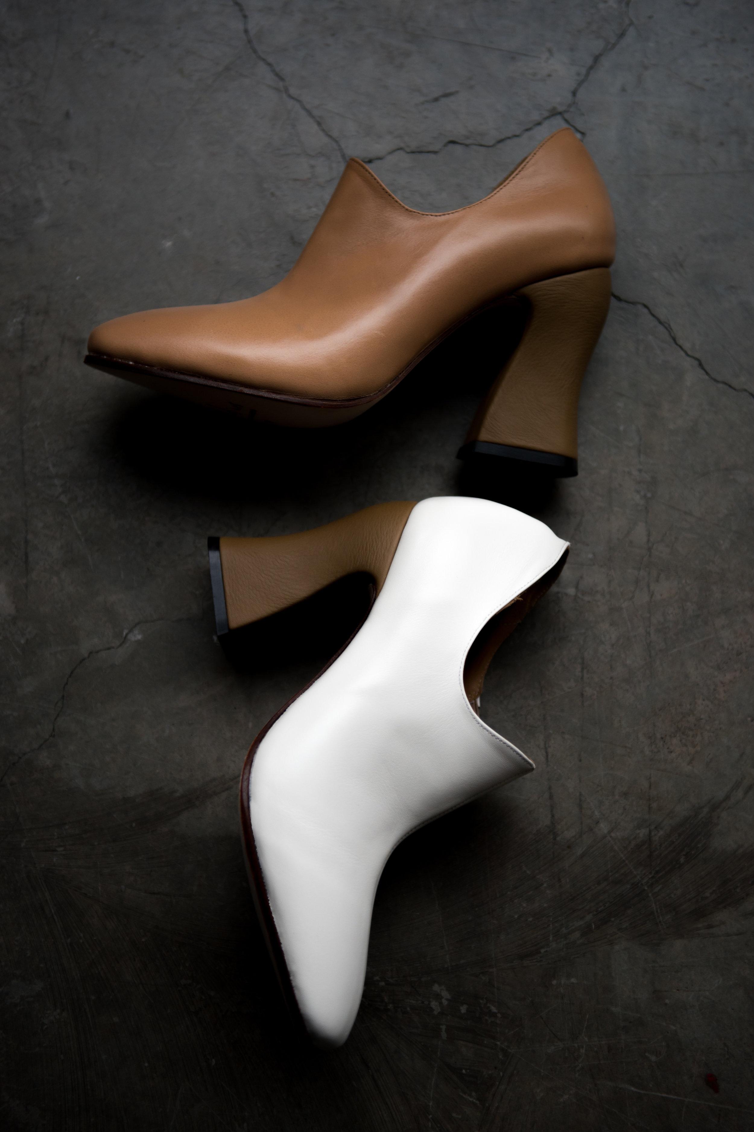 contemporary & vintage footwear rental archive -