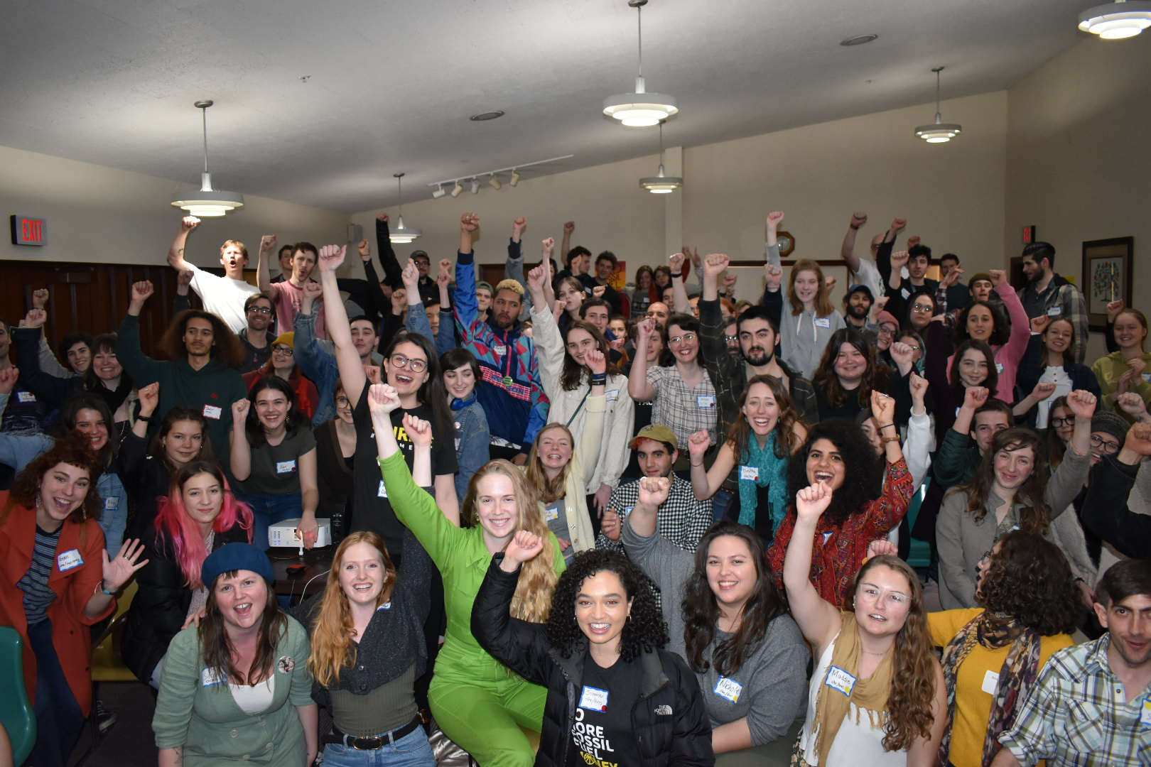 HOST A FRIENDRAISER - Are you connected to communities who care about the future of our environment? We thought so. Consider hosting a fundraising event or drive on our behalf and connect our movement with your network. Reach out to Sarah Carlberg, our Development Director to discuss possibilities!