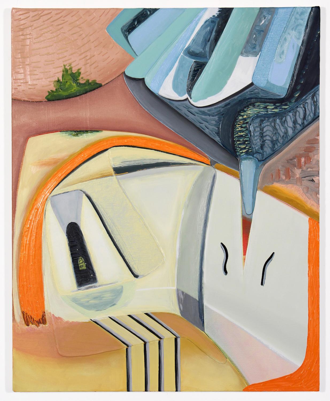 Untitled (hat-bird), 2016