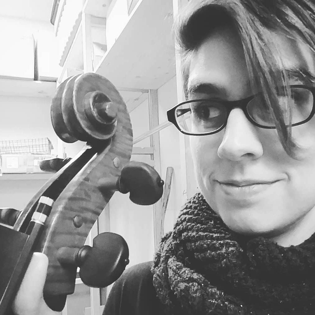 Audrey Herren - Cello - audrey_herren@yahoo.com