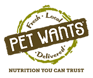Specially-crafted pet food formulas made in small batches with fresh, natural ingredients enhanced with vitamins and minerals for a complete and balanced diet in every bowl. Pet Wants food is nutrient dense, not just because of the ingredients, but because of how it's cooked and because it's delivered fresh.