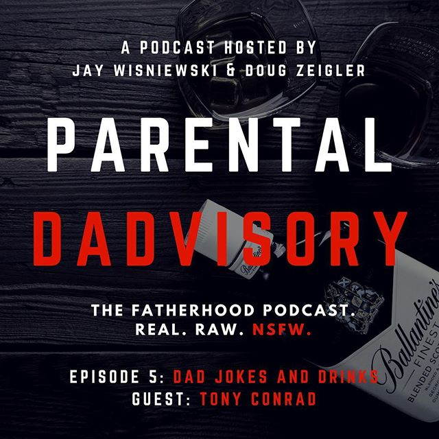 This week we're joined by Tony Conrad of @faithfamilytech as we attempt to answer the age-old question, what you drinkin' tonight? Head over to ParentalDadvisory.com or your favorite podcast distributor to grab the new episode. #podcast #pblogger #dadblogger #parentaldadvisory