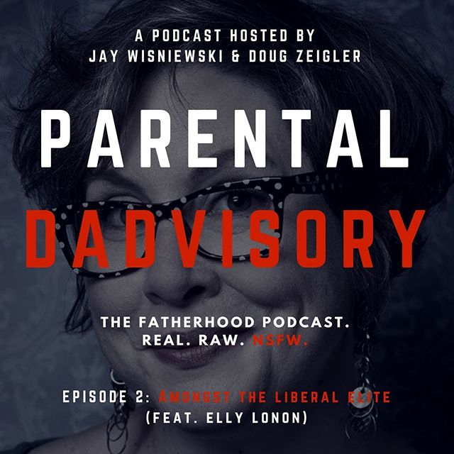 "Season 2 continues as Elly Lonon, Writer of Wrongs, joins us to discuss ""Amongst the Liberal Elite"" and how we can be better advocates, listeners, and human beings. Check us out on your favorite podcast distributor! #parentaldadvisory #podcast"