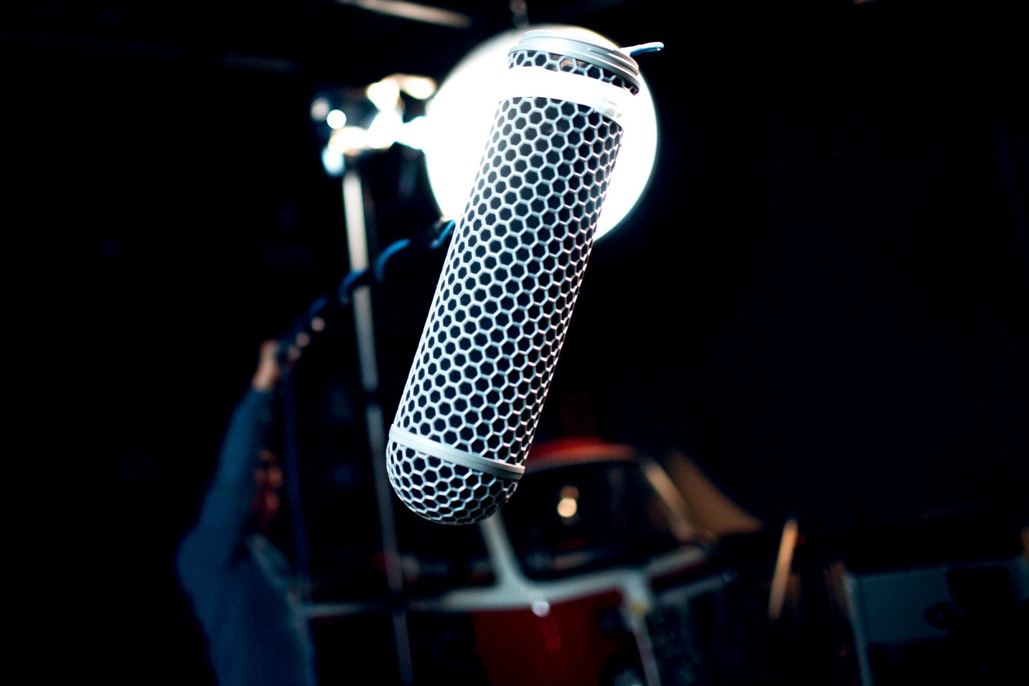 pro sound recordist