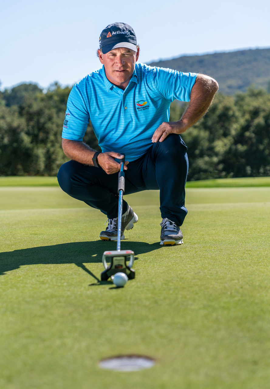 Scott Mccarron - Functional Remedies is proud to support Scott McCarron and 80+ other PGA Tour players using EndoSport.
