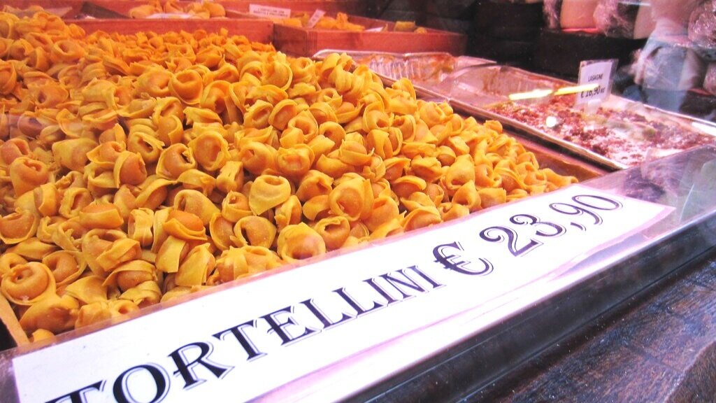 Fresh Italian Food