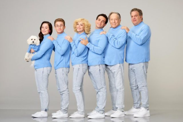 The Goldbergs Cast