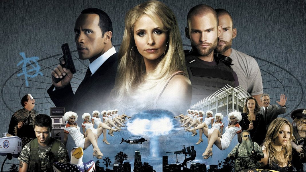 Southland Tales Poster Image