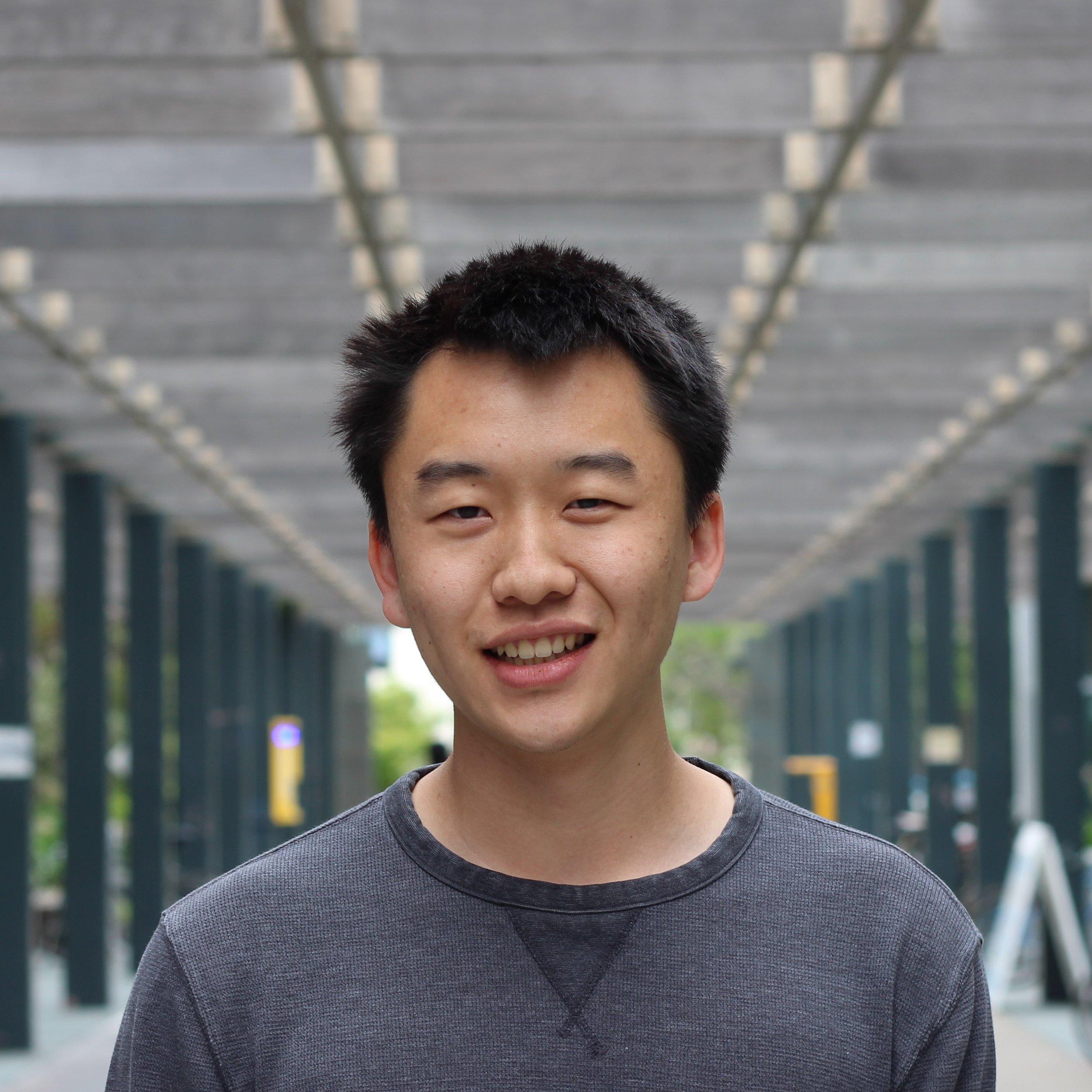 Peter Zhu by Pi Tau Sigma