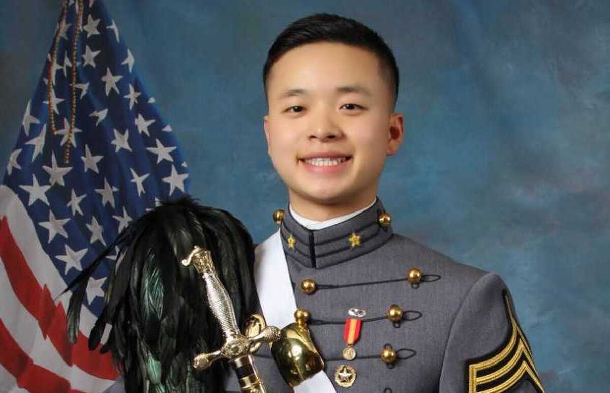 Peter Zhu by West Point