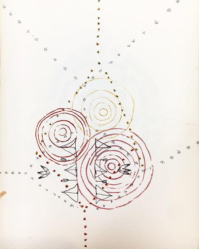 ~ Earthly path ~ contours ~ native footprints ~ equanimity ~ #platylobiumobtusangulum