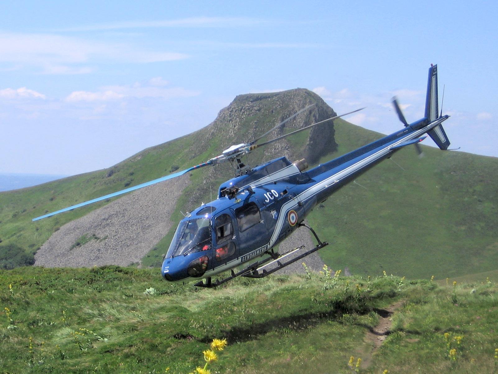 Vol en hélicoptère/avion