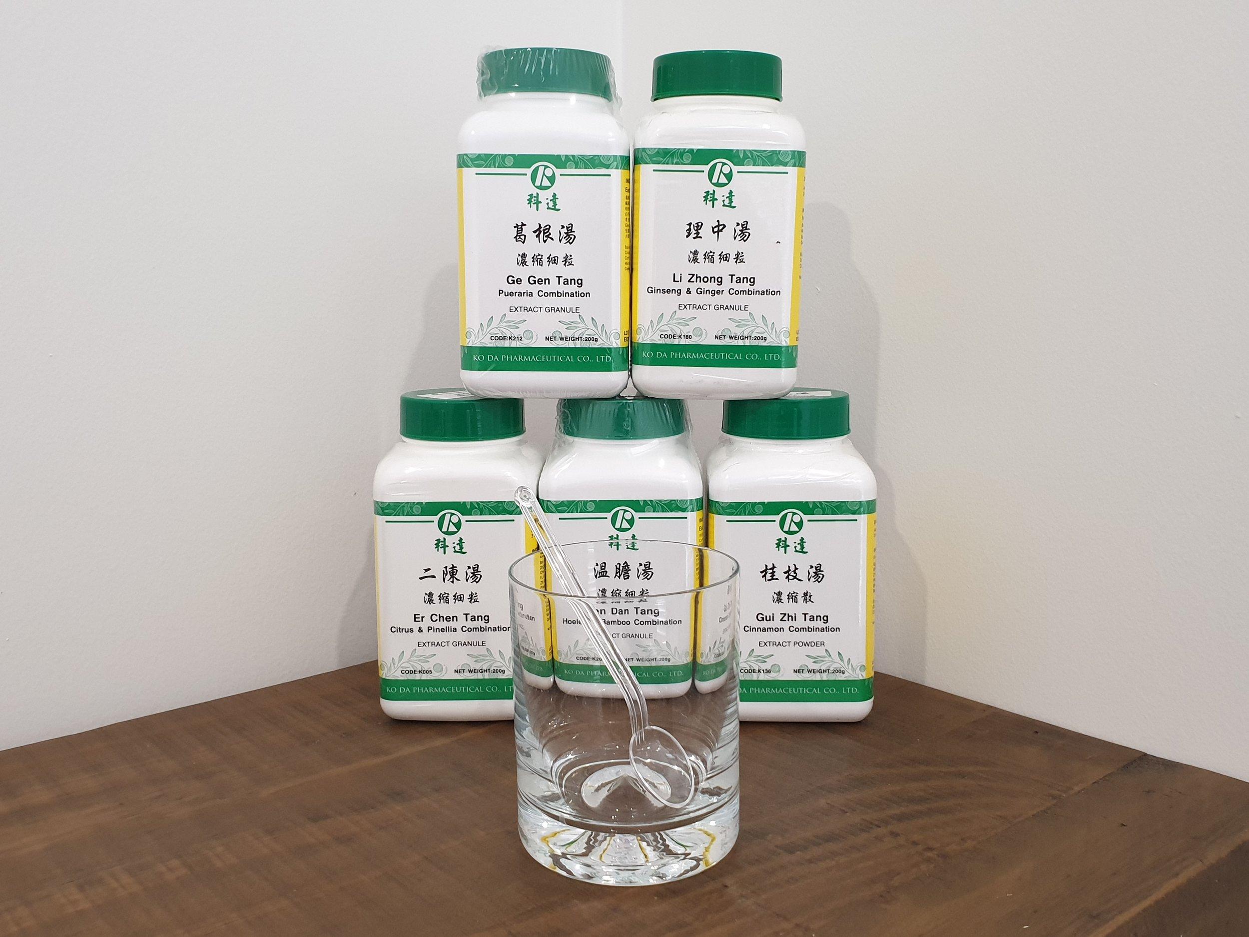 Traditional Herbal Granules 02
