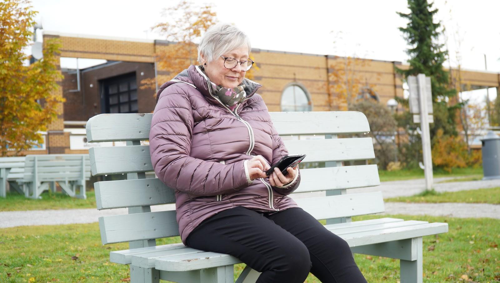 FOTO: JULIE HAUGEN EGGE/NRK
