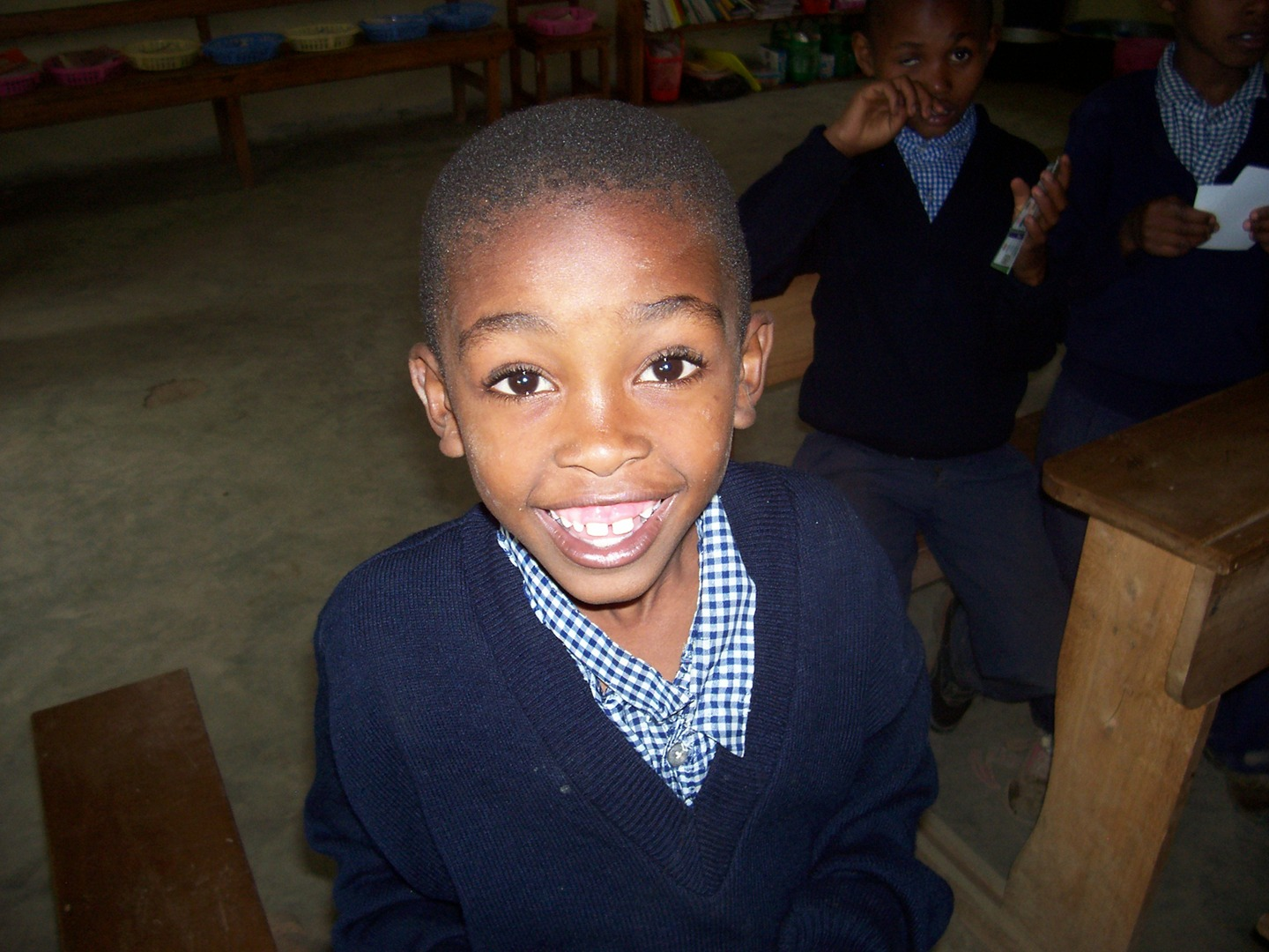 Our Mission - Shikabania seeks to change the lives of poor children in Nkoaranga village by giving them a solid foundation in English, enabling them to succeed in secondary school. With English from Shikabania, many of these children will have opportunities beyond subsistence farming. They need strong English skills to perform well in secondary school giving them a chance to obtain meaningful employment.Learn More