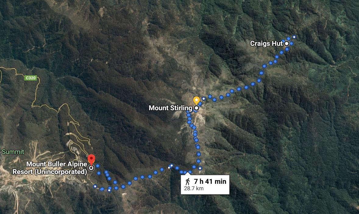13 Stirling 25kms