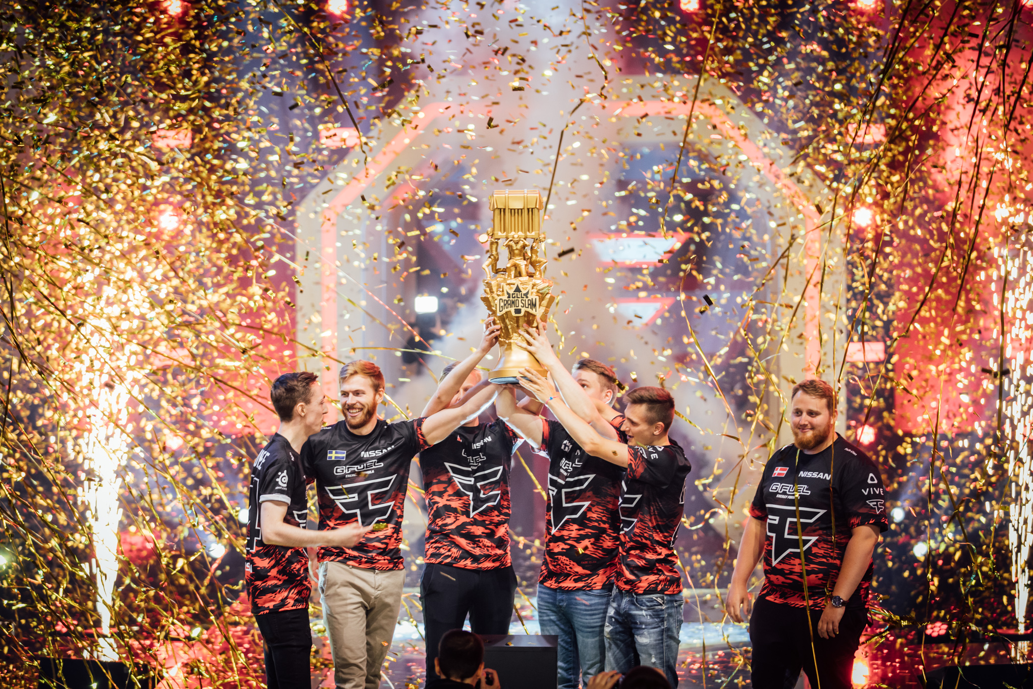 CONGRATULATIONS to FaZe Clan for winning the GLL Grand Slam: PUBG Classic!
