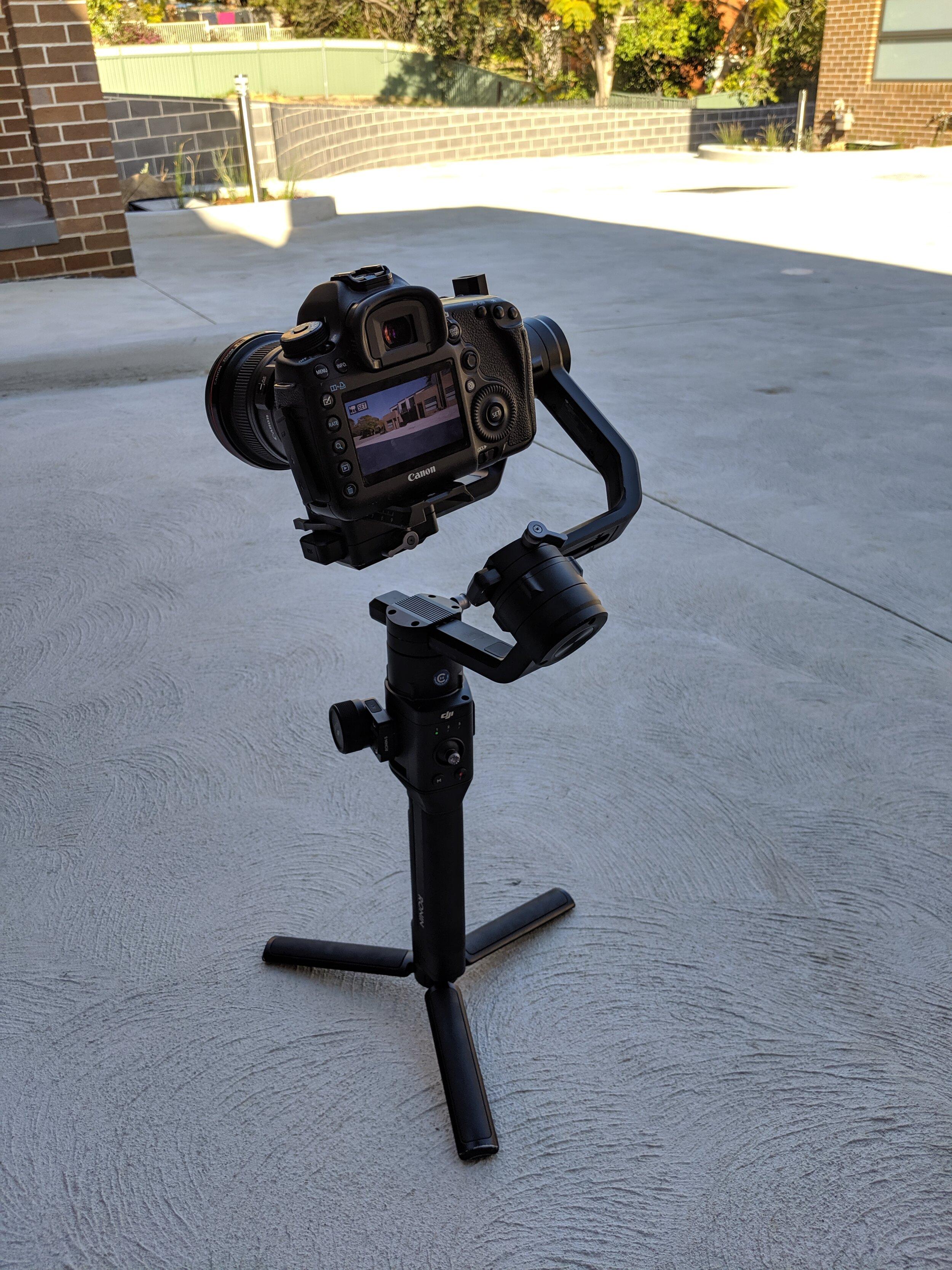 Ronin S ( 16-35mm)