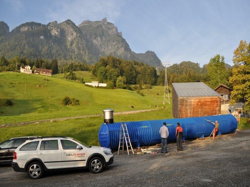 Korporation Hergiswil Bau Wasserreservoir 201112.jpg