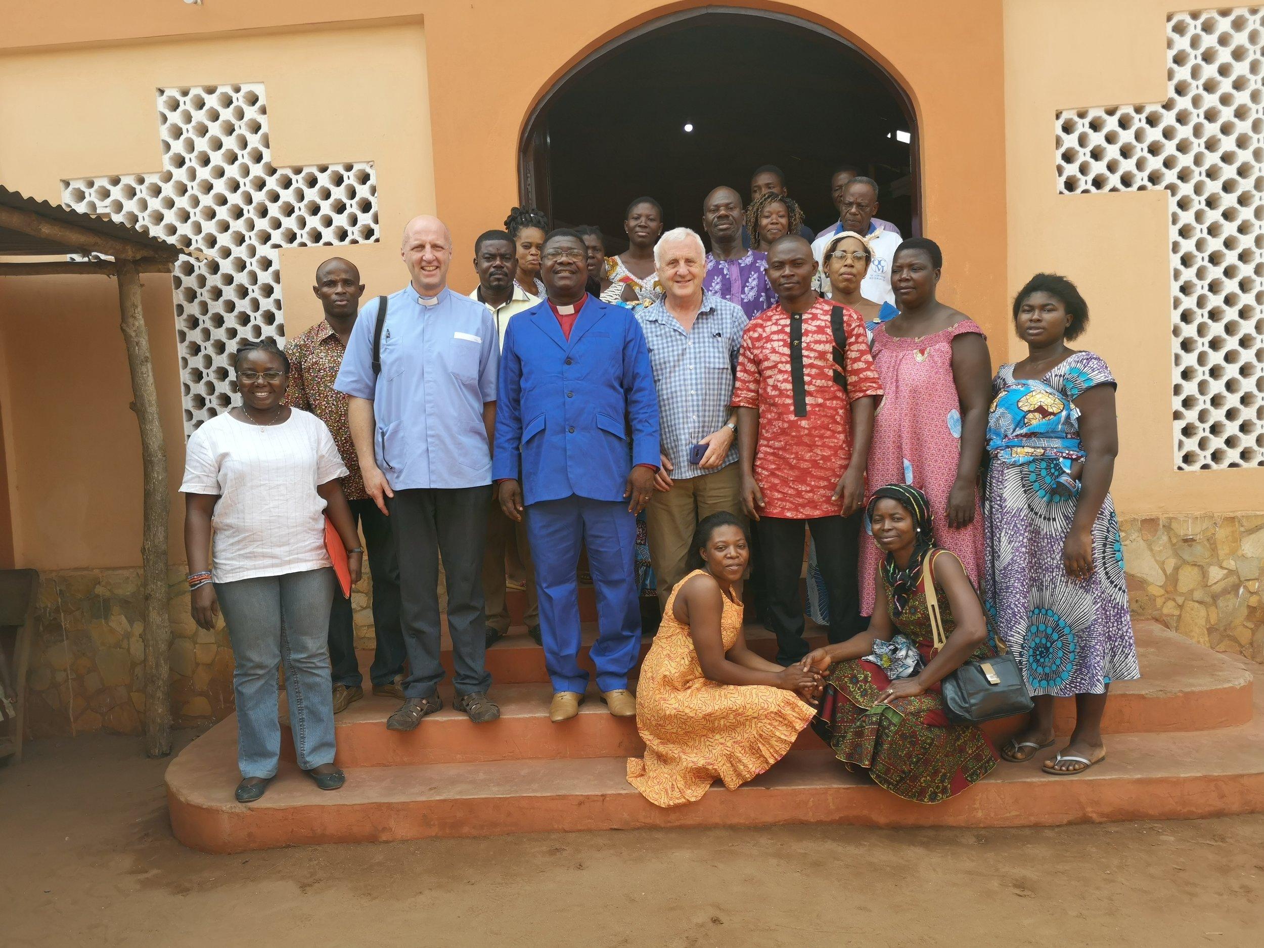 Tsevie Methodist Church, Togo
