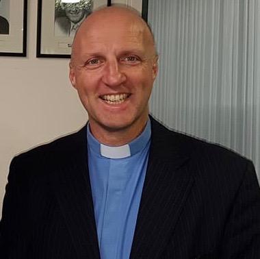 Rev. Dr. Laurence Graham - General Secretary