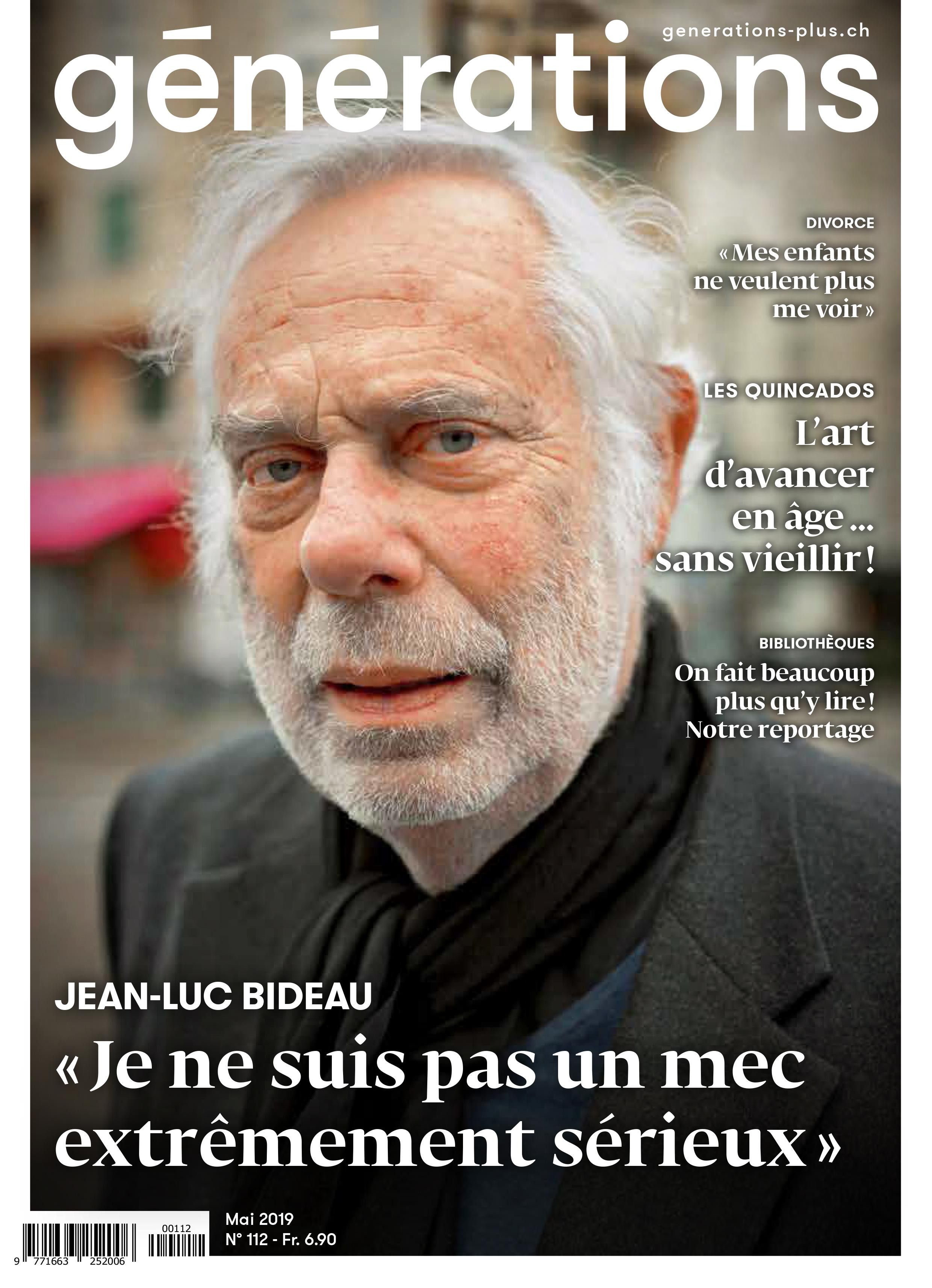 Générations Magazine - Mai 2019