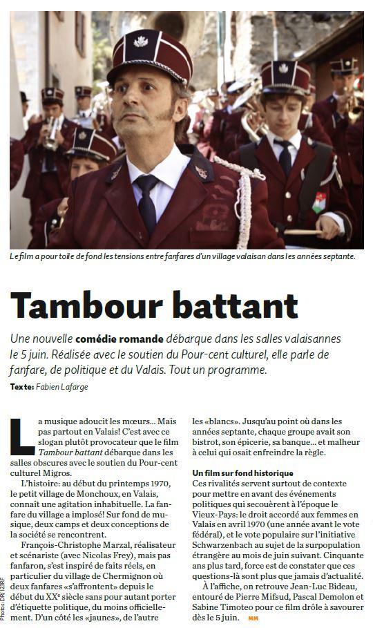 Migros Magazine Valais - Juin 2019