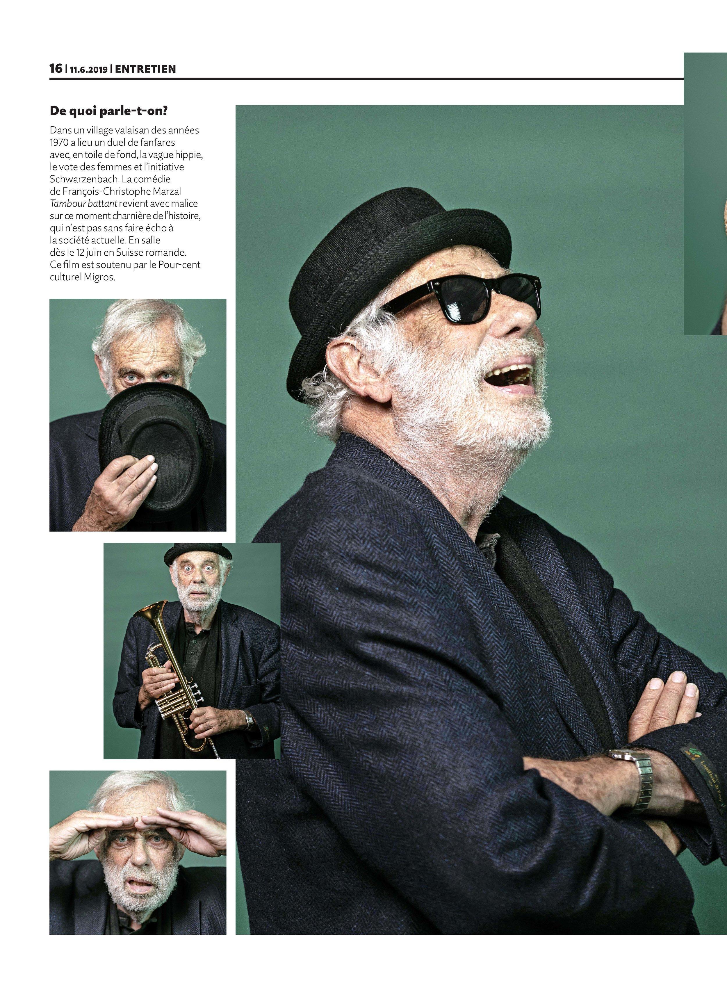 Migros Magazine - 6 Juin 2019 (page 1)
