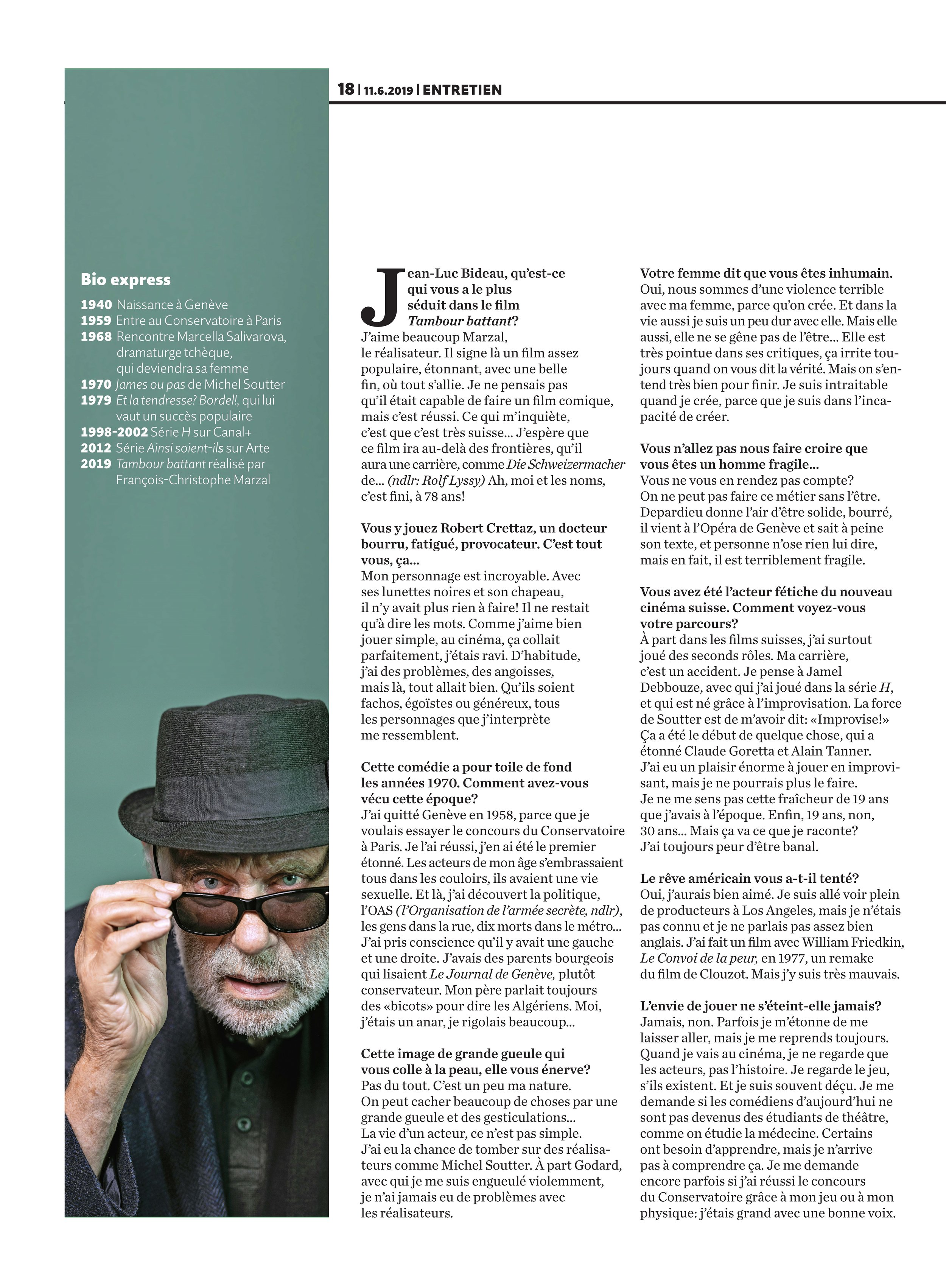 Migros Magazine - 6 Juin 2019 (page 3)