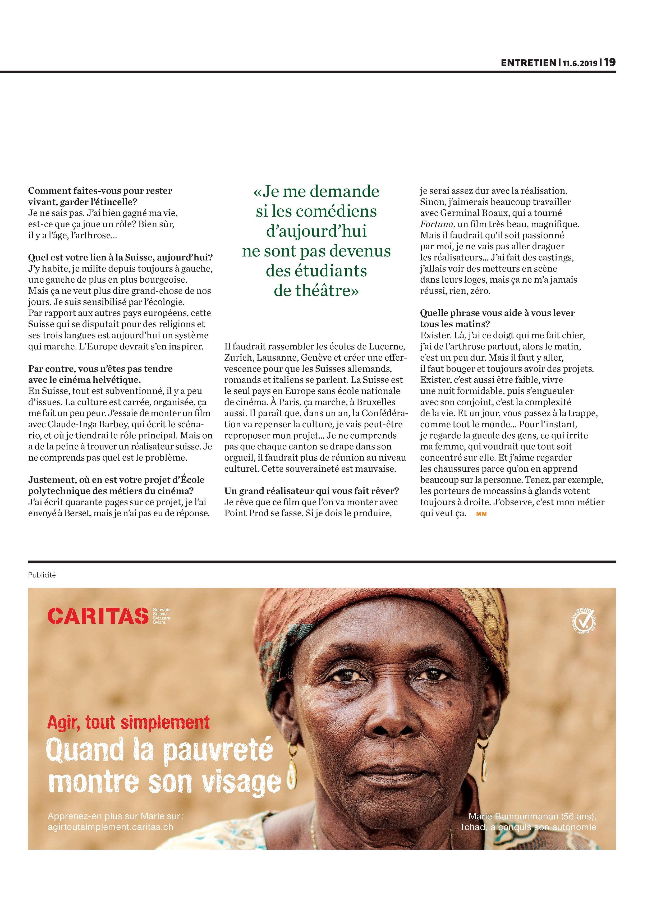 Migros Magazine - 6 Juin 2019 (page 4)
