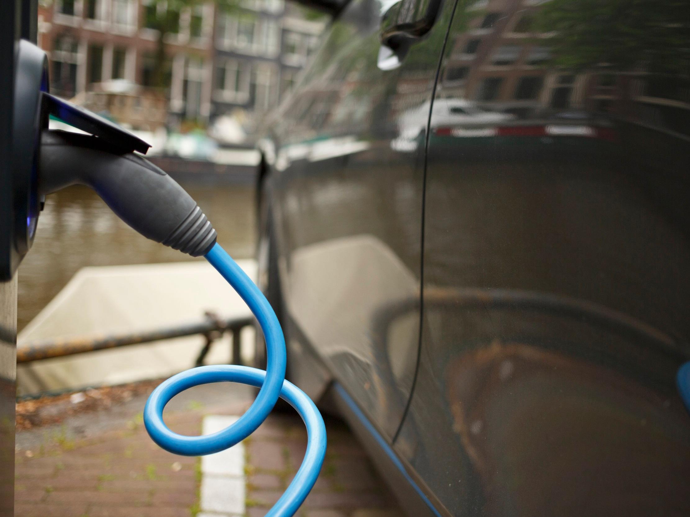 Solar charging vehicles