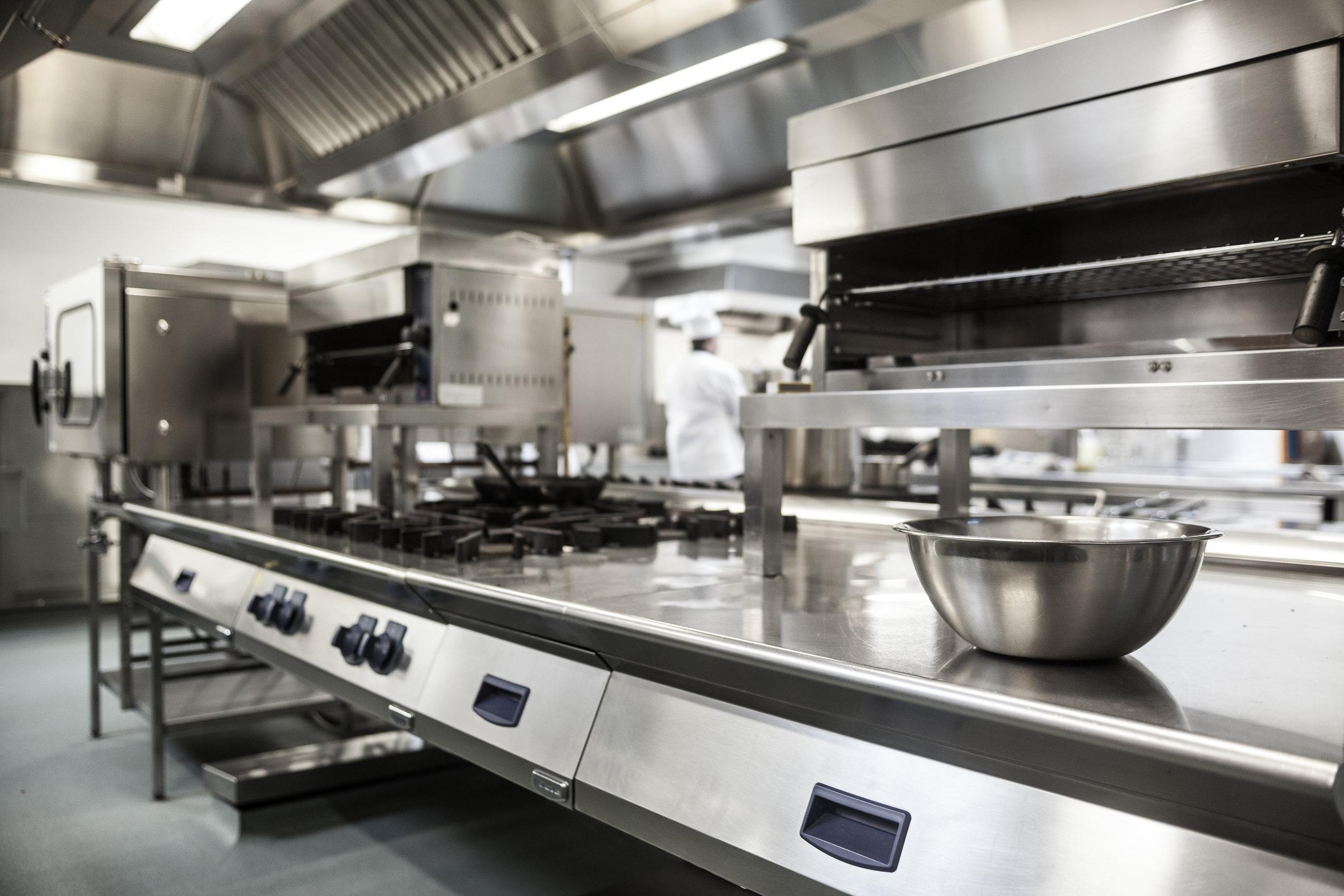 Smart kitchen control