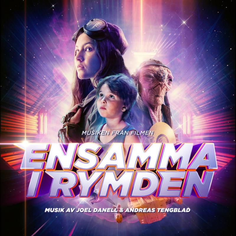 Ensamma I Rymden - J. Danell and A. Tengblad