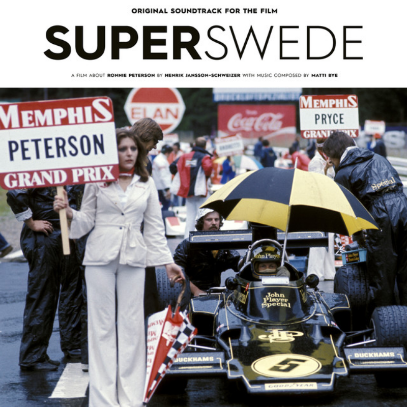 Matti Bye - Superswede