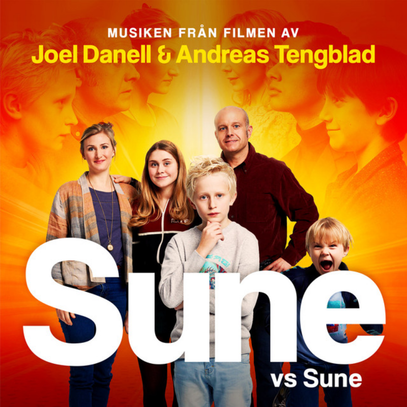Sune vs. Sune - J. Danell and A. Tengblad