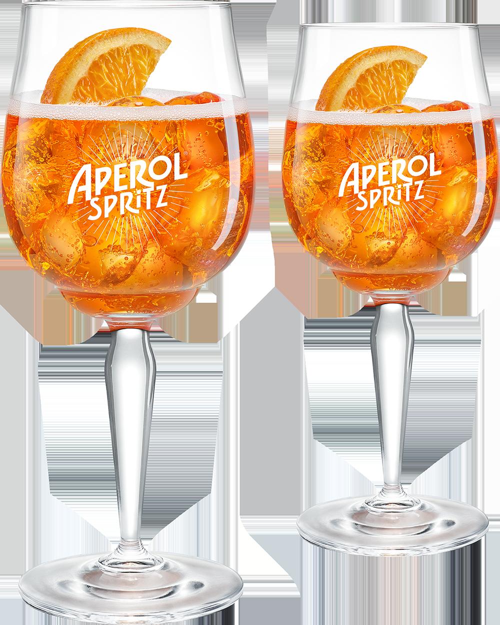 GÖR SÅ HÄR - 1. Fyll ett vinglas med is2. Fyll på med lika delar prosecco och Aperol3. Tillsätt en skvätt sodavatten4. Toppa med en skiva apelsinNjut!