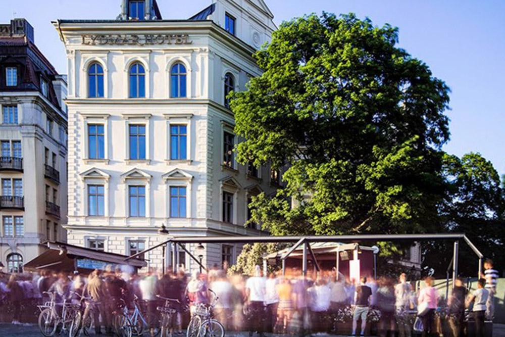 Lydmar - Södra blasieholmshamnen 2lydmarhotel @ Instagram