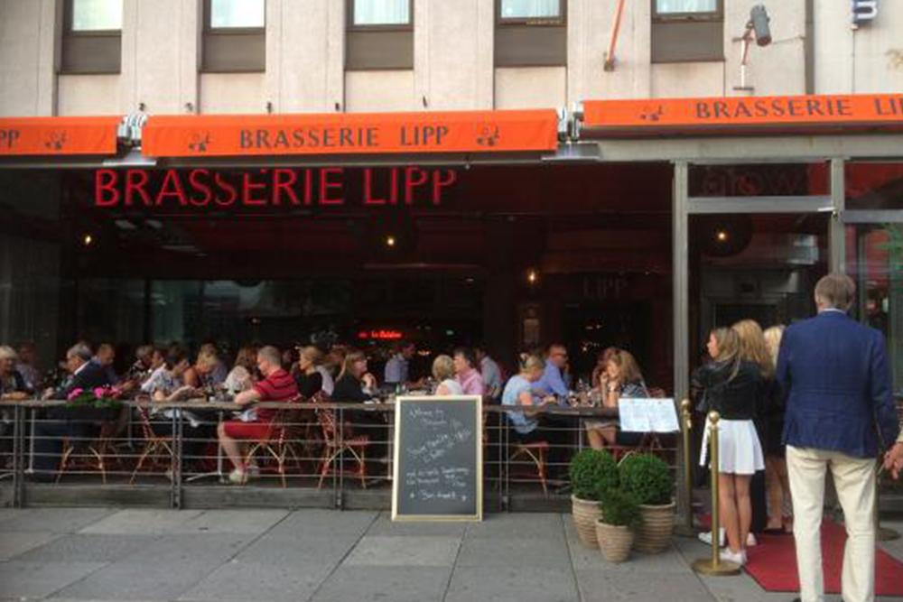 Brasserie Lipp - Kunsportsavenyen 8brasserie.lipp @ Instagram